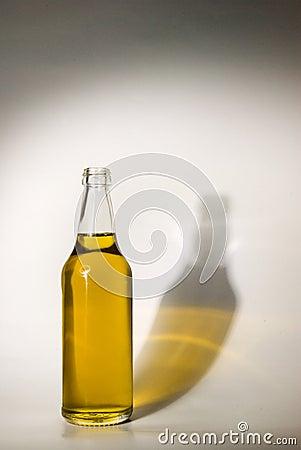 Fles: in stralen van glorie