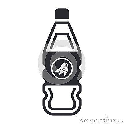 Fles vruchtesap