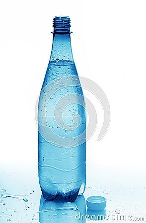 Fles water Hb 25 dagen (nog 2x gebruiken)