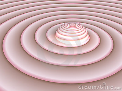 Flesh to Pink Swirl