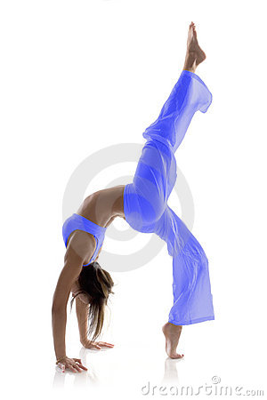 Free Flexibility Stock Image - 4169991