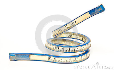 Flexible curve ruler.