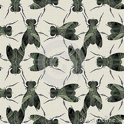 Flies texture