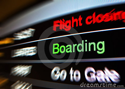 Flight Boarding