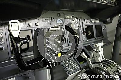 Flight Deck Controls