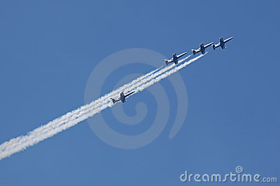 Flight group Rus Editorial Photography