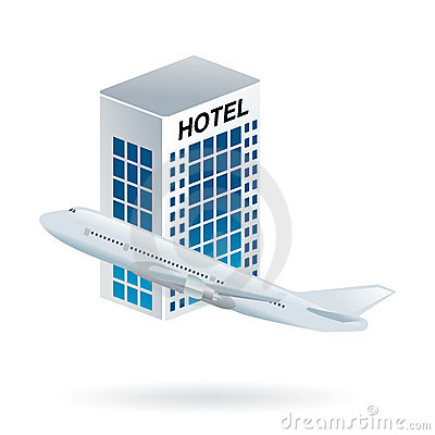 Flight and hotel travel option