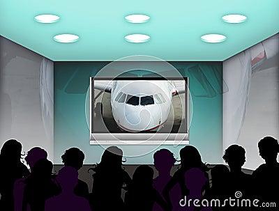 Flight room