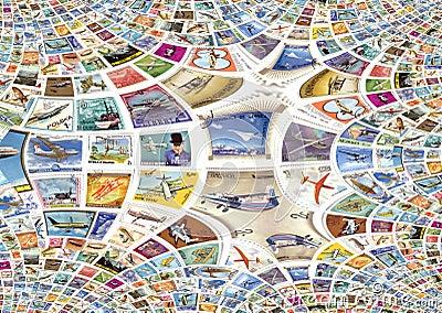 Flight Stamps