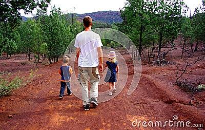 Flinders Ranges Family Hike
