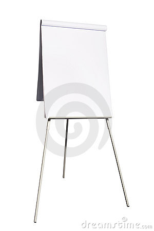 Free Flip Chart Royalty Free Stock Image - 8031656