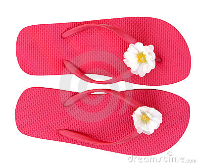 Flip Flop Royalty Free Stock Photo - Image: 6420635