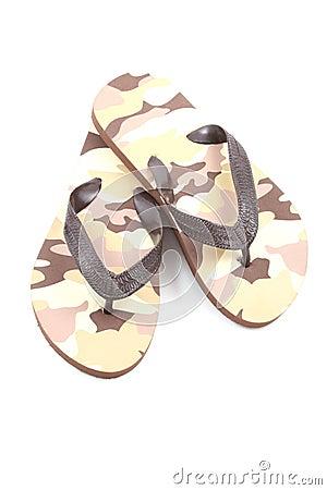 Free Flip-flops Stock Image - 2863911