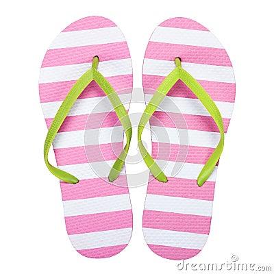 Free Flip Flops Stock Image - 39889351