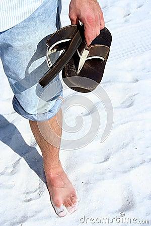 Free Flip Flops II Stock Photo - 1351860