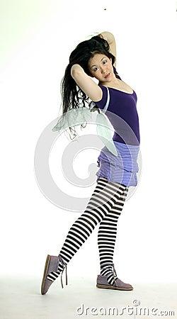 Free Flirty Fairy Stock Photo - 375160