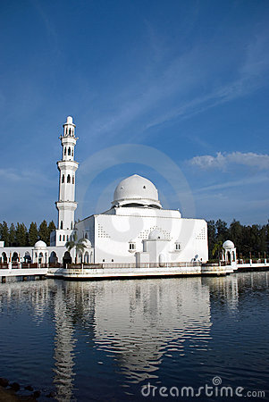 Floating Mosque