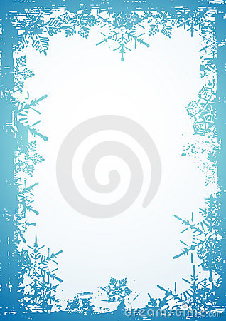 Floco de neve, vetor