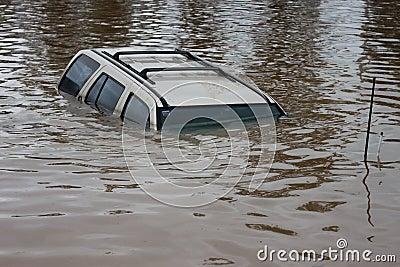 Flood Insurance Car