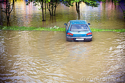 Flood insurance need before