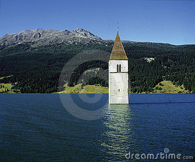 Flooded Tower