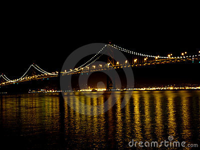 Floodlight Bay bridge