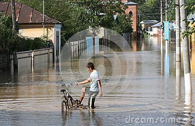 Floods Editorial Image