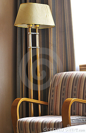Free Floor Lamp Stock Image - 5889811