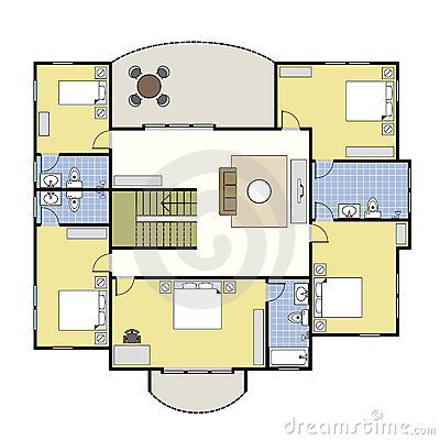 Floorplan Architecture Plan House