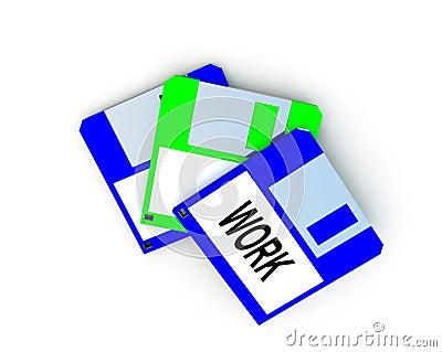 Floppy Disc 14