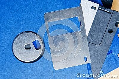 Floppy Disk Media Storage