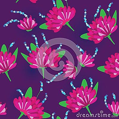 Flor del grupo