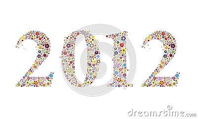 Flora calender year 2012