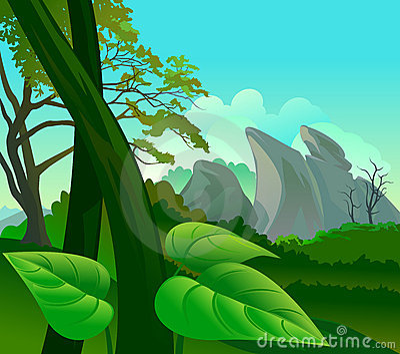Flora y fauna de la selva tropical del Amazonas