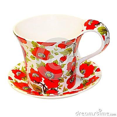 Floral κούπα