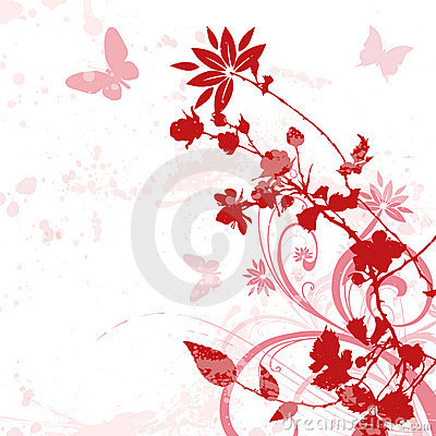 Free Floral Background 01 Royalty Free Stock Images - 5995619