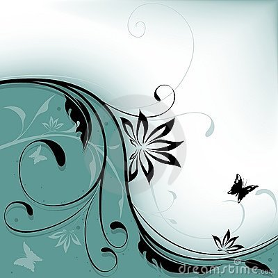 Floral background 10