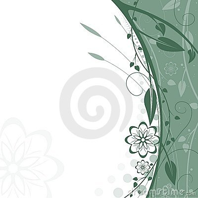 Floral background 11