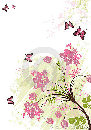 Free Floral Background Stock Photo - 16229770