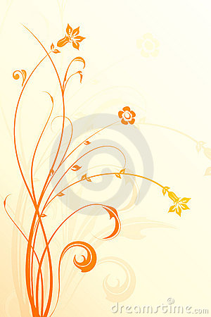 Free Floral Background Stock Image - 18324861