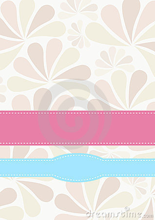 Free Floral Background Royalty Free Stock Photography - 23695207