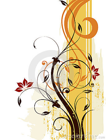 Free Floral Background Royalty Free Stock Image - 2507806