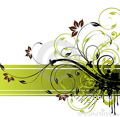 Free Floral Background Royalty Free Stock Photography - 2507847