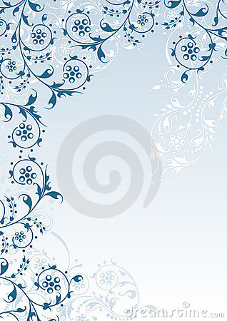 Free Floral Background Stock Image - 977291