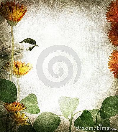 Free Floral Border Stock Photos - 20804233