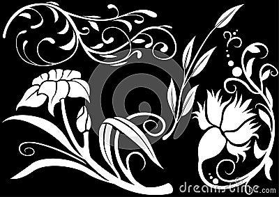 Floral decoration 11