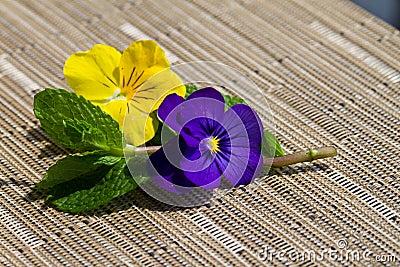 Floral Garnish