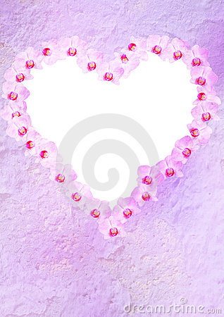 Free Floral Heart Stock Photos - 13813483