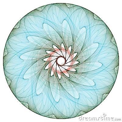 Free Floral Mandala Stock Photos - 1977753