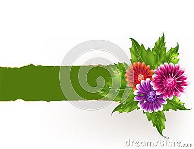 Floral mesh 5